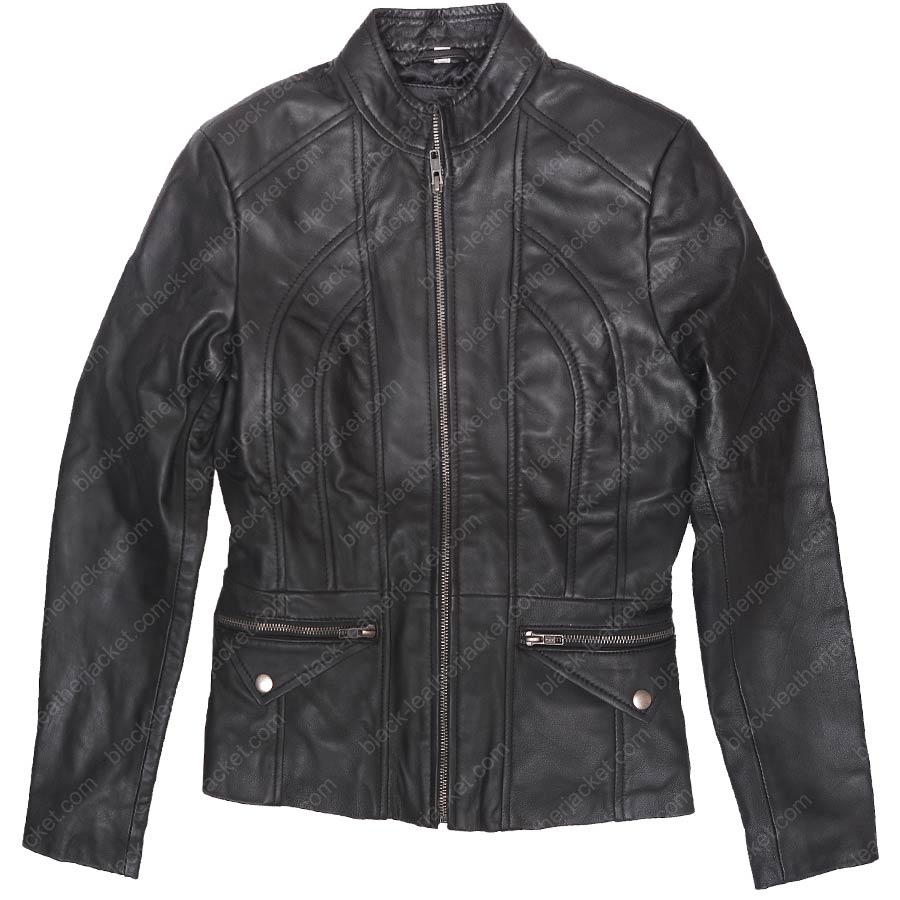 Black Leather Jacket TV Series and Film Jackets Online Store