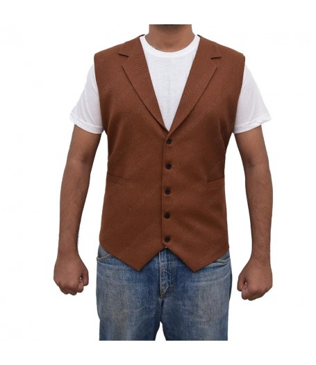 Newt Scamander Fantastic Beasts and Where to Find Them Vest