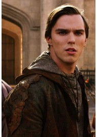 Nicholas Hoult Jack The Giant Slayer Leather Jacket