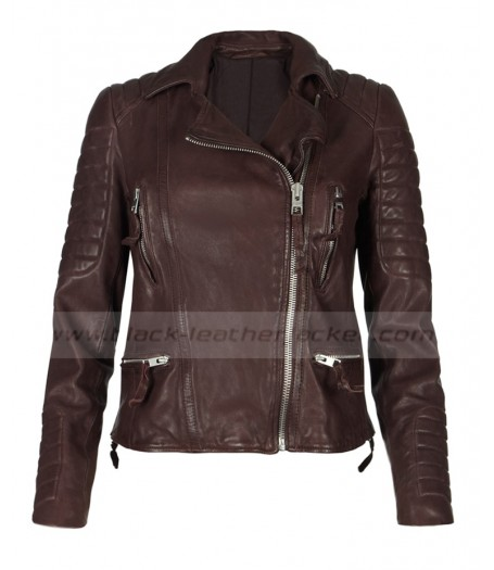Nicole Beharie Sleepy Hollow Jacket