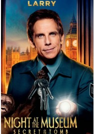 Ben Stiller Night at The Museum Secret of The Tomb Jacket