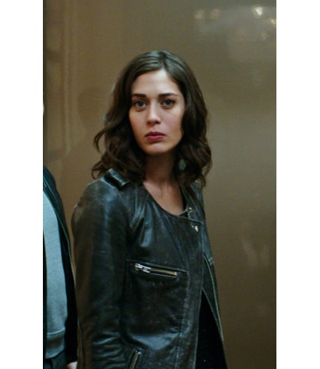 Now You See Me 2 Lula Leather Jacket