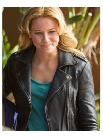 Elizabeth Banks People Like Us  Leather Jacket