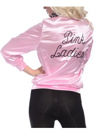 Pink Ladies Jacket Grease