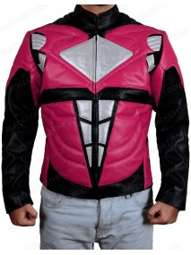 Pink Ranger Power Rangers Jacket