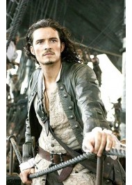 Will Turner Pirates of The Caribbean Dead Men Tell No Tales Coat