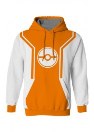 Go Catch Em All Pokemon Trainer Hoodie