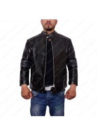 Dillon Power Rangers Rpm Leather Jacket