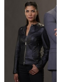 Sarah Greene Ransom Maxine Carlson Leather Jacket