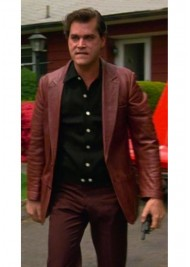 Ray Liotta Goodfellas Leather Jacket