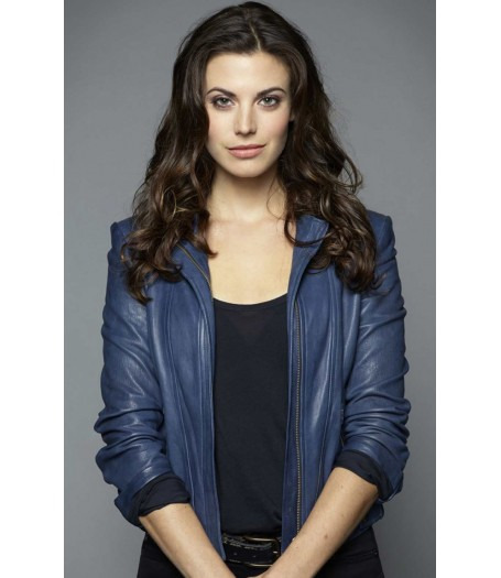 Intelligence TV Series Riley Neal Leather Jacket