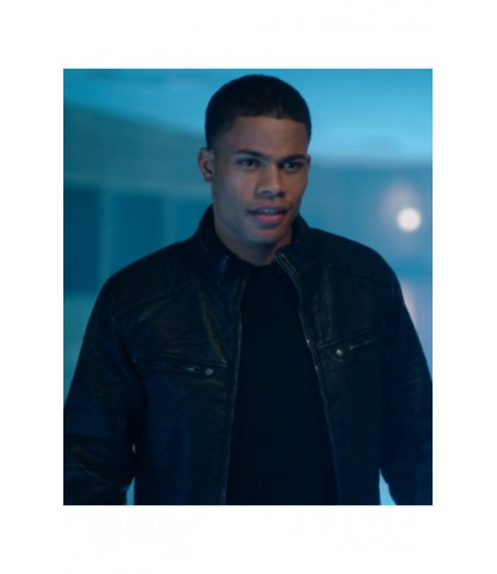 Riverdale Jordan Calloway Leather Jacket
