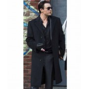 Rob the Mob Black Coat