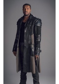 Roger Cross Dark Matter Coat