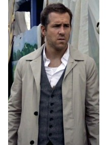 Ryan Reynolds Self/less Young Damian Jacket