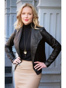 Sadie Ellis Doubt Katherine Heigl Jacket
