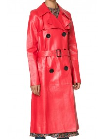 Kerry Washington Scandal Olivia Pope Trench Coat