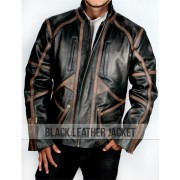 The Winter Soldier Bucky Barnes Black Jacket