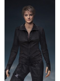 Shailene Woodley Allegiant Part 1 Jacket