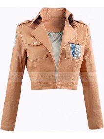 Shingeki No Kyojin Attack on Titan Scouting Legion Jacket