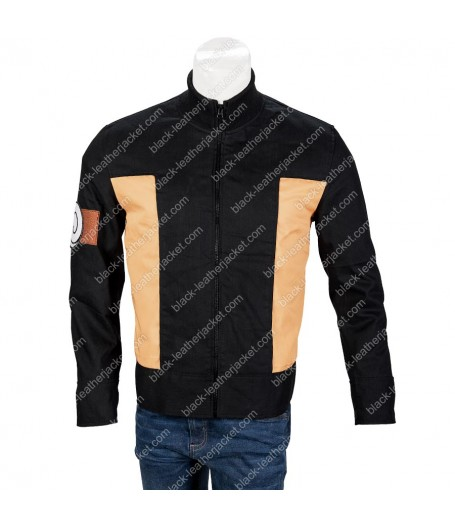 Shippuden and Uzumaki Naruto Jacket