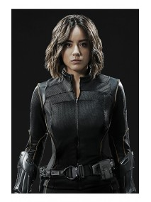 Skye Agents of Shield Jacket
