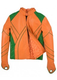 Smallville Aquaman Leather Jacket