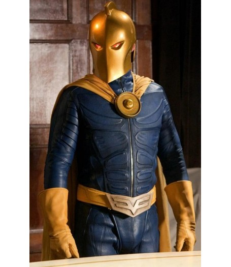 Smallville Dr. Fate Jacket