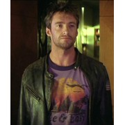 Stanley Jobson Swordfish Hugh Jackman Leather Jacket
