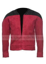 Star Trek Uniform The Next Generation Captain Picard Jacket