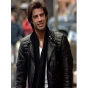 Staying Alive John Travolta Leather Jacket