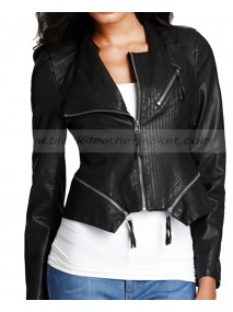 Stephanie Beatriz Brooklyn Nine-Nine Leather Jacket