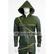 Stephen Amell Green Arrow Costume