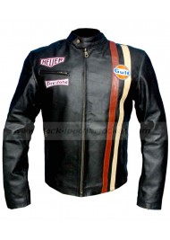 Steve Mcqueen Le Mans Leather Jacket
