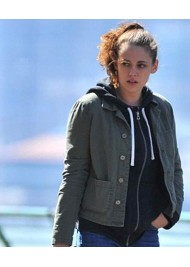 Still Alice Kristen Stewart Green Jacket