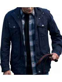 Supernatural Dean Winchester Blue Jacket