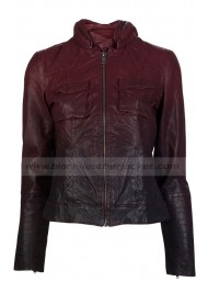 Tara Thornton True Blood Rutina Wesley Jacket with Hooded