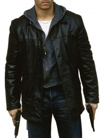 Knockaround Guys Taylor Reese Leather Jacket