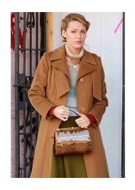 The Age of Adaline Blake Lively Brown Coat