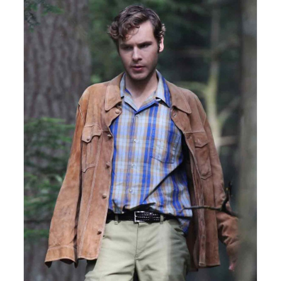 The Age of Adaline Harrison Ford Brown Jacket