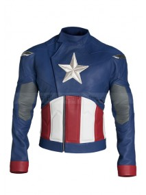 Captain America The Avengers Jacket
