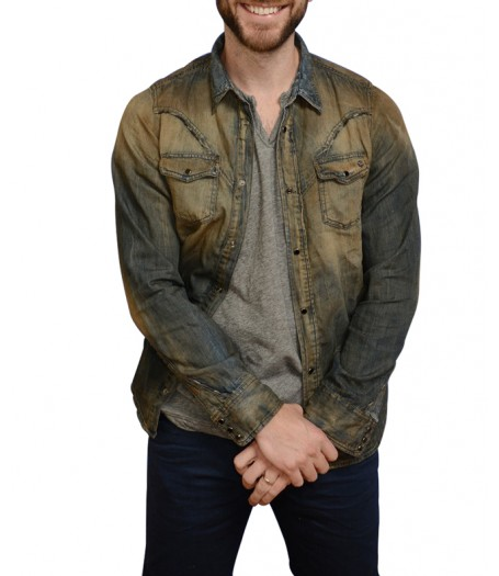 Mr. Crawford The Better Angels Movie Wes Bentley Jacket