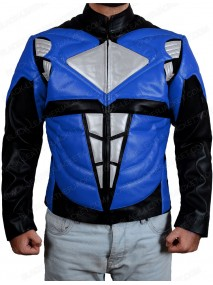 The Blue Ranger Power Rangers Jacket
