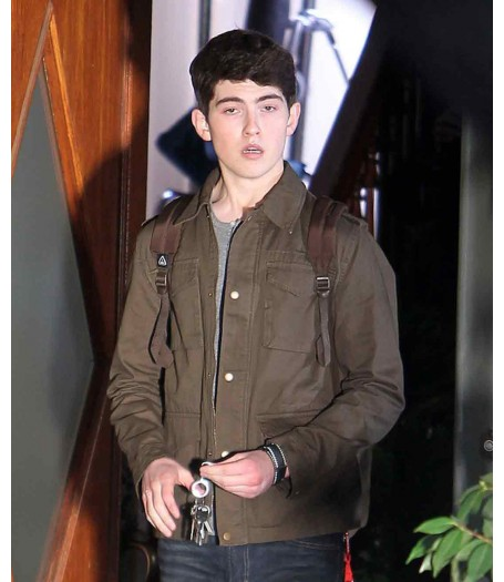 The Boy Next Door Film Ian Nelson Jacket