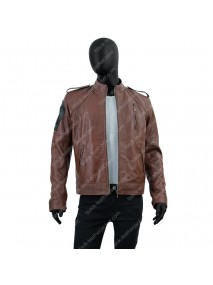 Tom Clancy's The Division Leather Jacket