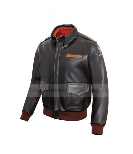 The Great Escape Film Steve Mcqueen A2 Leather Jacket