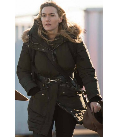 The Mountain Between Us Kate Winslet Hoodie Jacket