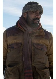 Dr. Ben Bass The Mountain Between Us Idris Elba Jacket