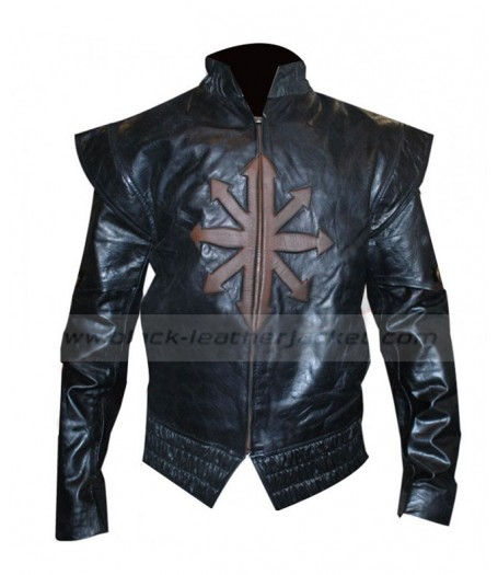 D'Artagnan The Musketeers Logan Lerman Leather Jacket