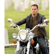 The Rise of Cobra Gi Joe Channing Tatum Leather Jacket